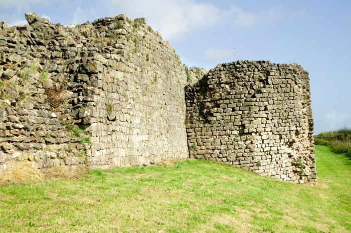 Wall at Caerwent
