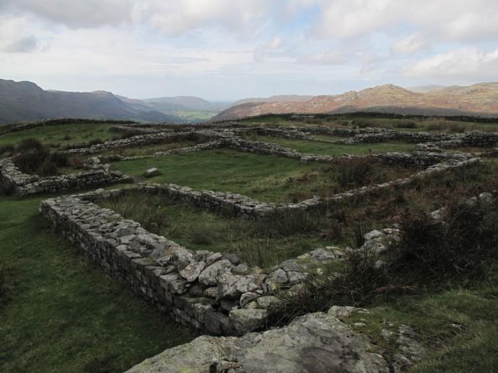 Mediobogdum Roman Fort Principia