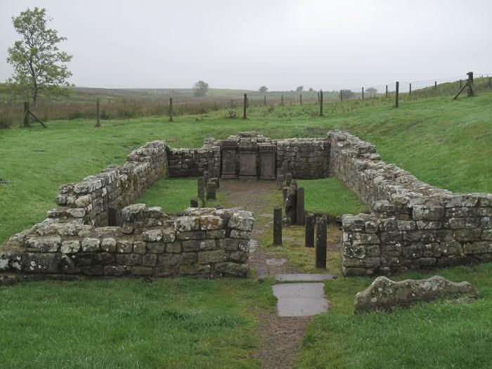 Carrawburgh Mithras Temple