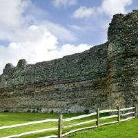 Pevensey Roman Fort
