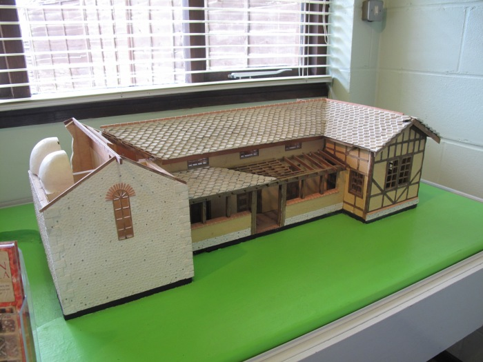 Model of Newport Villa