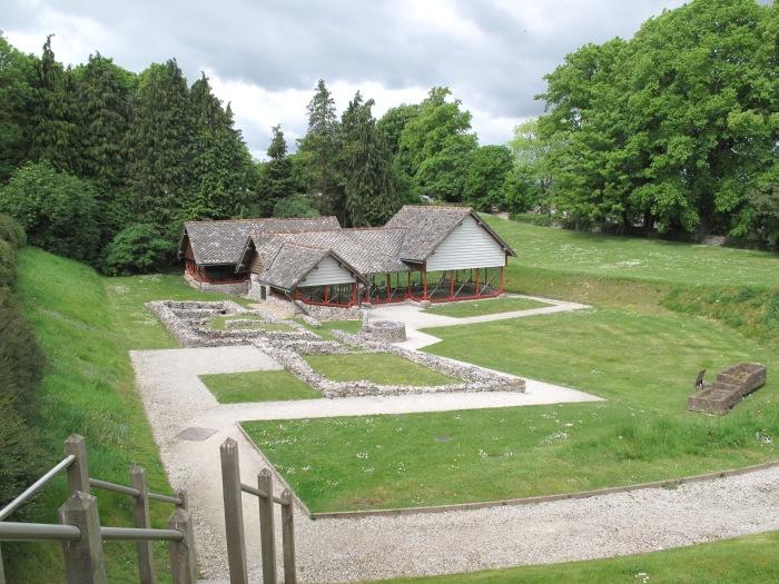 Dorchester Roman Town House