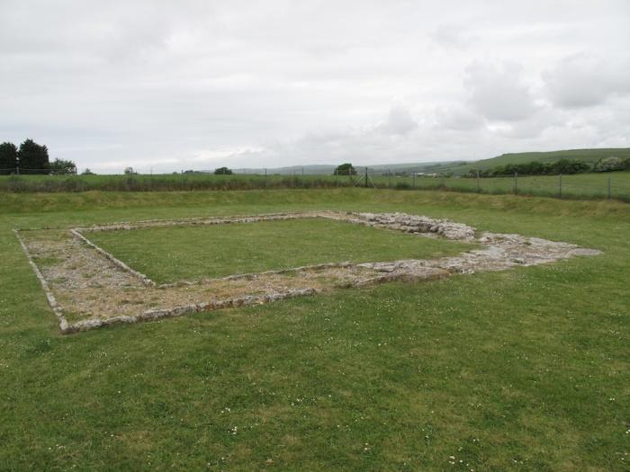 Jordan Hill Roman Temple
