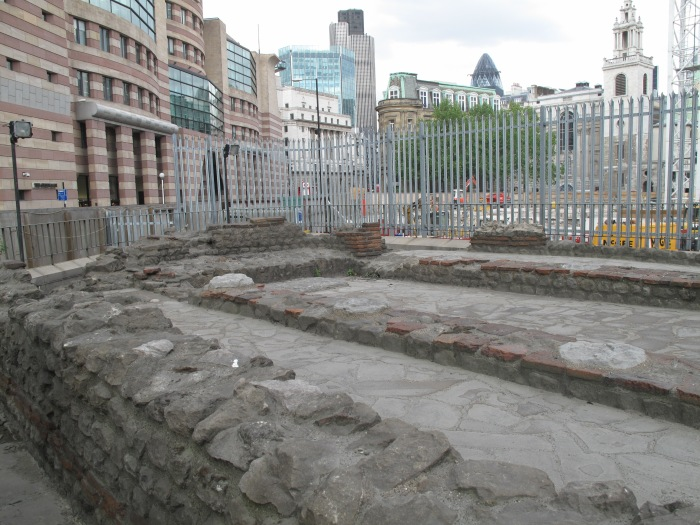 Temple of Mithras, London