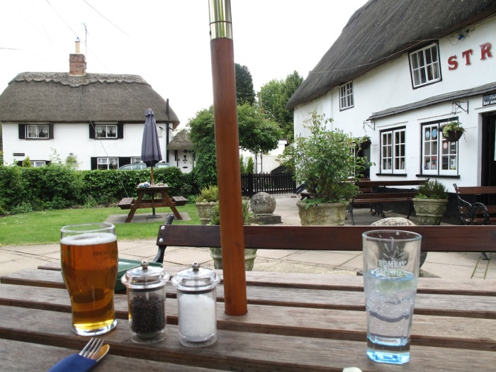 The Rose and Thistle, Rockbourne
