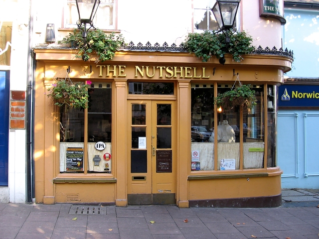 The Nutshell in Bury St. Edmunds