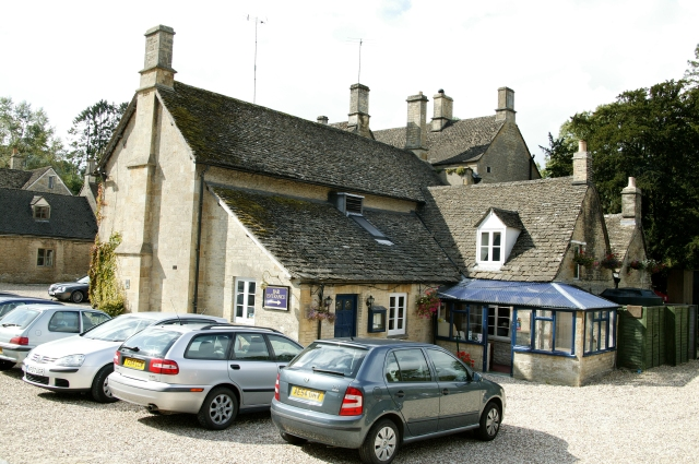 Inn at Fossebridge, Cotswolds