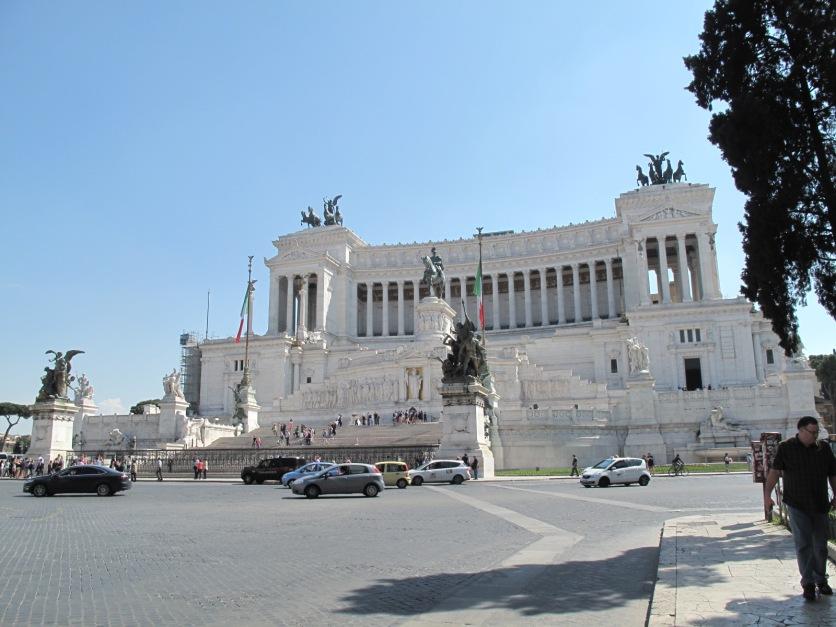 Victor Emanuele Monument