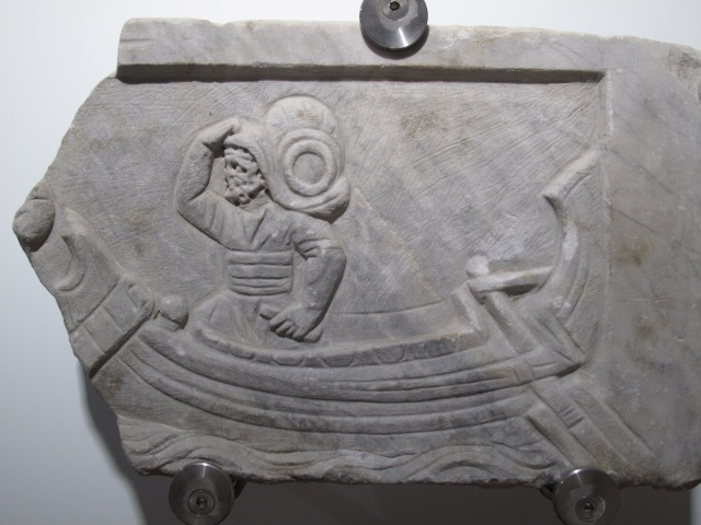 A Dockworker from the port of Ostia. 1st Cent. AD