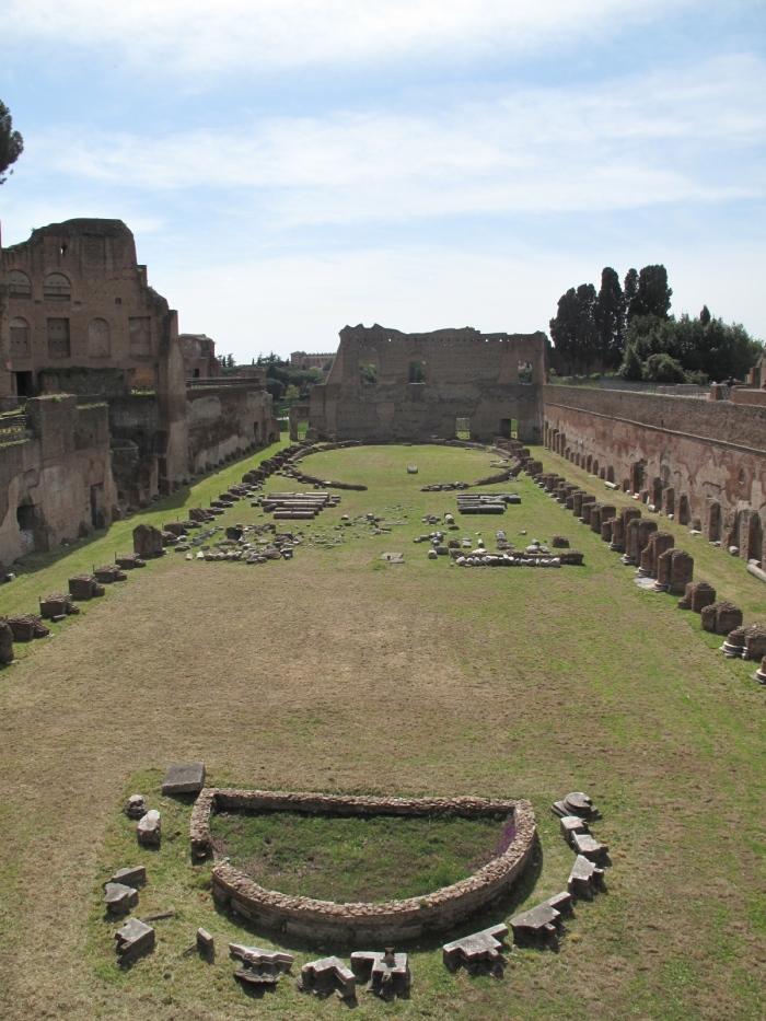 The Palatine Stadium