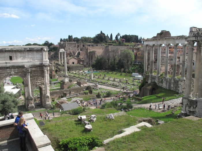 Roman Forum and Capitoline Hill