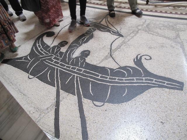 Odysseus? 3rd Century Sala Rotonda