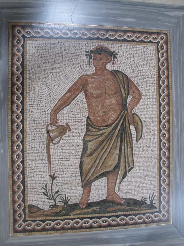 1st Century Greek Cross Room