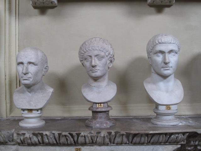 48 Roman Men 13,14,15