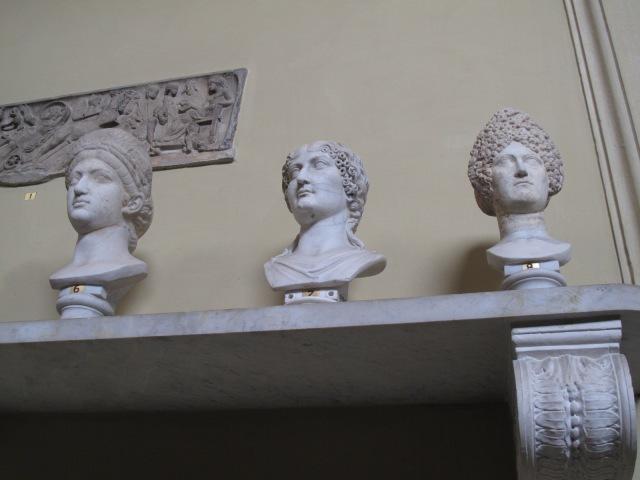 70 Roman Women 6,7,8