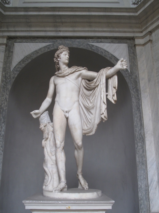Apollo Belvedere 2nd Century