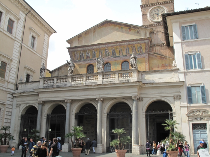 Church of Santa Maria Trastevere