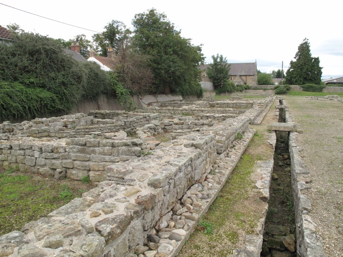 Piercebridge Praetorian Bath House and Drain