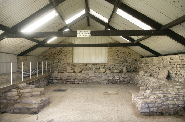 North Leigh Mosaic
