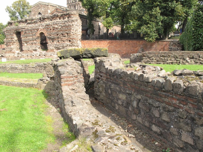 Jewry Wall and Water Conduit