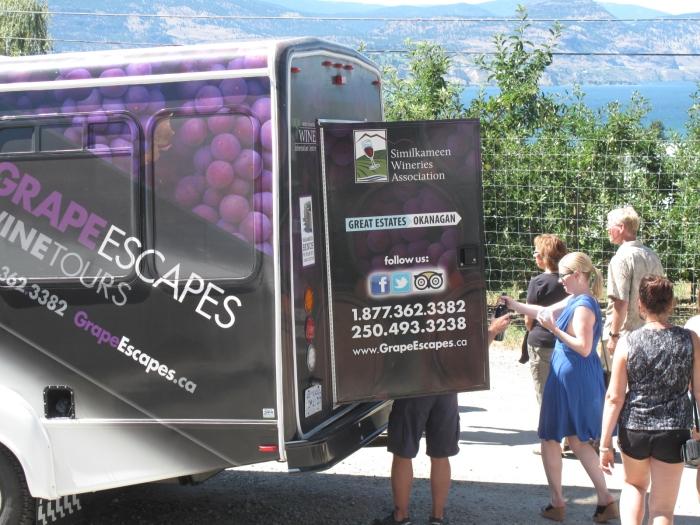 Grape Escapes Wine Tours