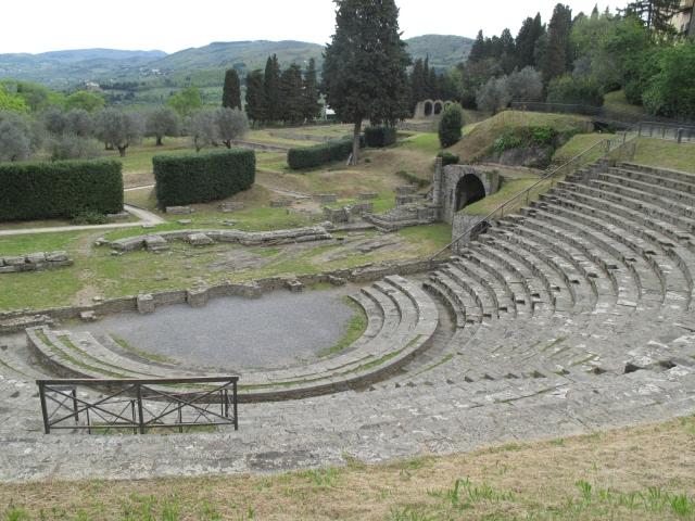 Roman Theatre Fissile