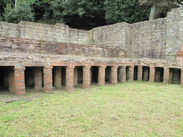 Bath Complex Hypocaust Fiesole