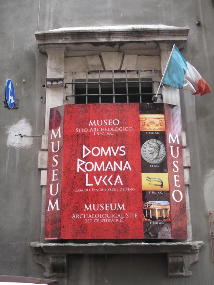 Domus Romana Lucca